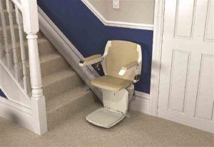 sillas salvaescaleras rectas